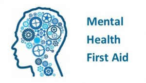 Mental Health First Aid Awareness course @ London Street URC